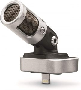 Sure MV 88 externes Iphone Mikrofon
