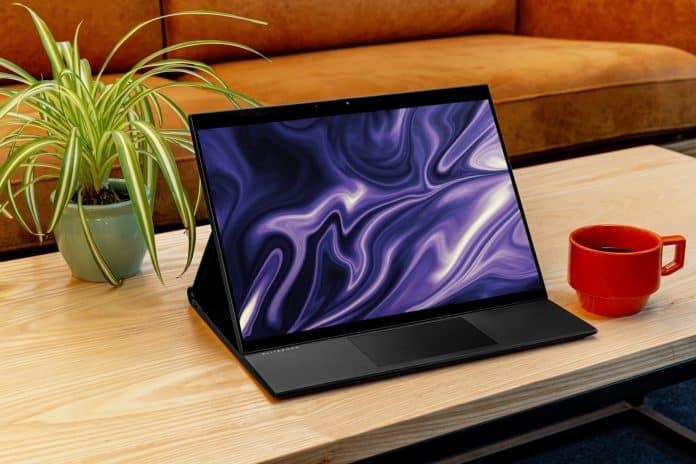 Das neue HP Elite Folio könnte eine neue Design-Ikone werden. Neben dem ARM-Prozessor bietet das Folio viele weitere interessante Details.