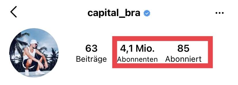 Instagram entfernen von likes anderen Das Ende
