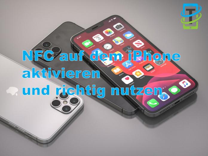 NFC auf dem iPhone aktivieren und nutzen