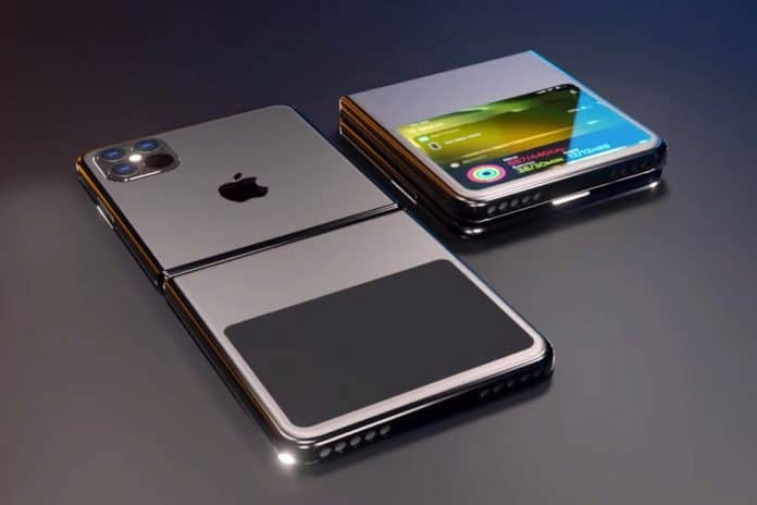 Apple arbeitet an einem faltbareniPhone