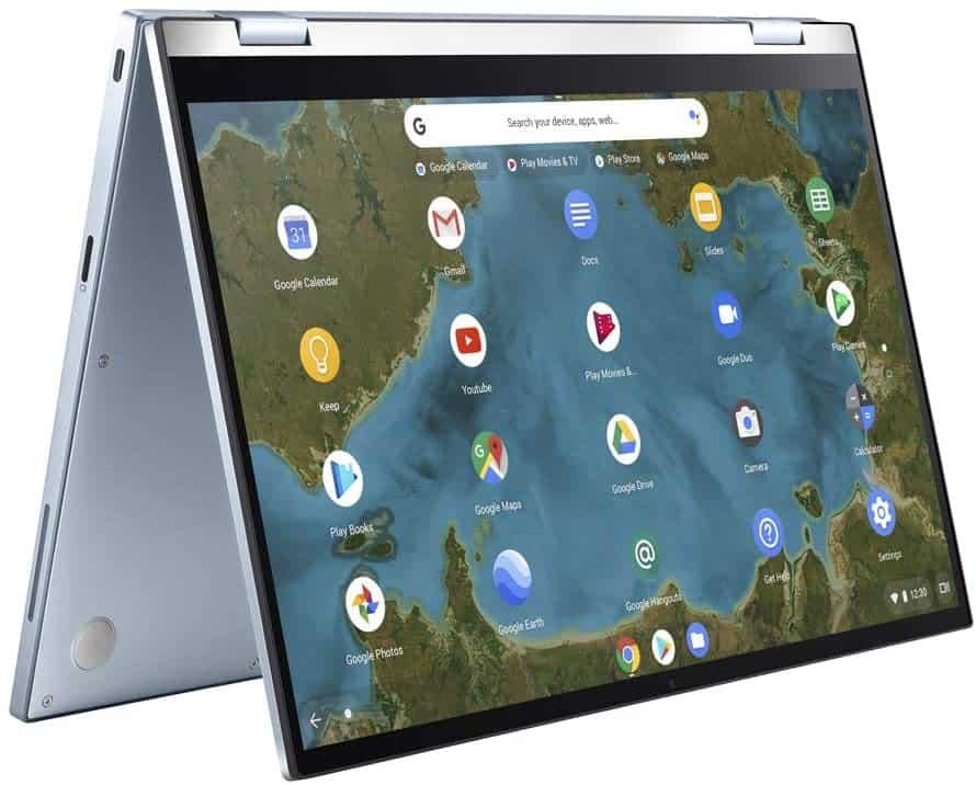Ideal für Schüler: Das Asus Chromebook Flip