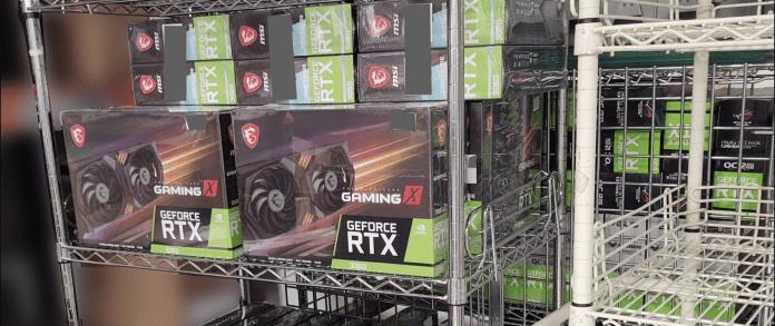 Nvidias neue Grafikkarte wird nicht zum Bekannten Preis online kommen. Die Preise explodieren im Vorfeld extrem.