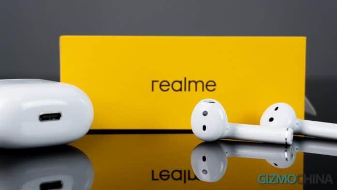 Realme Buds mit aktiver Geräuschunterdrückung