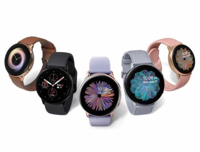 Neue Samsung Galaxy Watch