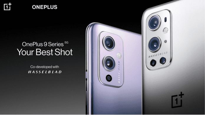 OnePlus 9-Series leak