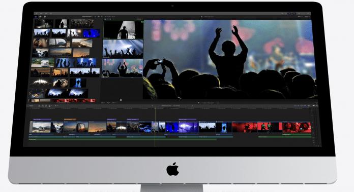 Apple iMac mit 32 Zoll