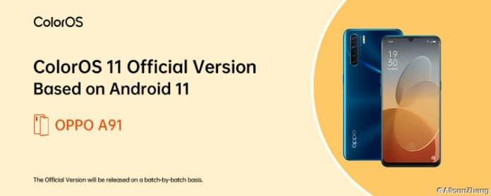 Coloros 11 Update für Oppo