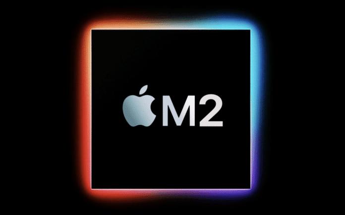 Massenproduktion von Apples M2-Chip