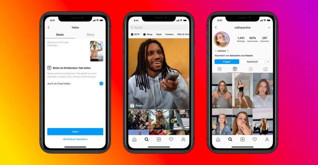 Instagram Reels eine alternative zu YouTube?